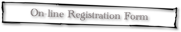 On-line Registration Form